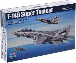 Военен самолет - Grumman F-14D Super Tomcat - макет