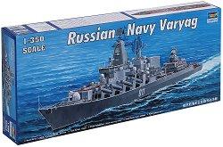 """Руски крайцер - """"Varyag"""" - Сглобяем модел -"""