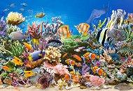 Цветовете на океана - пъзел