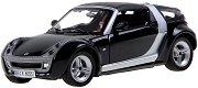 "Метална количка - Smart Roadster Coupe - Играчка от серията ""Bijoux Collezione"" -"