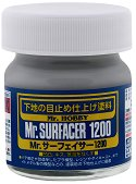 Кит за пластмасови модели и макети - Mr. Surfacer - макет