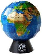 Хартиен свят: Планетата Земя - Модел за сглобяване - творчески комплект