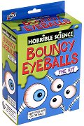"""Подскачащи очи - Образователен комплект от серията """"Ужасяваща наука"""" -"""