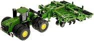 Трактор - John Deere 9630 - Метална играчка -