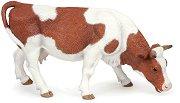 """Пасяща крава - Фигура от серията """"Животните във фермата"""" -"""