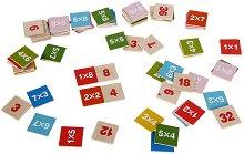Да се научим да умножаваме - Образователна игра -