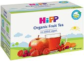 HIPP - Био плодов чай в пакетчета - Опаковка от 40 g за бебета над 4 месеца -
