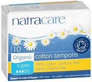 Natracare Cotton Tampons Super -