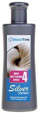 Blond Time Silver Shampoo with Anti-Yellow Effect - сапун