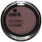 Avril Le Fard - Сенки за очи с прах от черупки на био арган и екстракт от био нар -