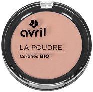 Avril Le Poudre - Био компактна пудра за лице -