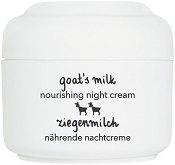Ziaja Goat's Milk Nourishing Night Cream - лак