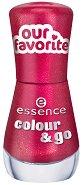 Essence Colour & Go - Лак за нокти -
