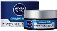 Nivea Men Original - Mild Intensive Moisturising Cream - крем
