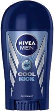 Nivea Men Cool Kick Stick Deodorant - олио