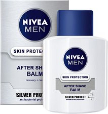 Nivea Men Silver Protect After Shave Balm - балсам