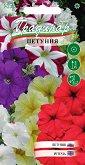 """Семена от ниска хибридна Петуния - Опаковка от 0.25 g от серия """"Градинар: Цветя"""""""