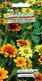 """Семена от Циния Ангустифолия - микс от цветове - Опаковка от 0.5 g от серия """"Градинар: Цветя"""""""