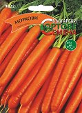 """Семена от Морков Тушон - Опаковка от 6 g от серия """"Български сортове семена: Зеленчуци"""""""