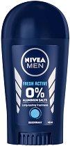 Nivea Men Fresh Active Stick Deodorant - крем