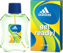 Adidas Men Get Ready EDT -