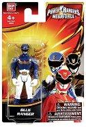 """Blue Ranger - Играчка от серията """"Power Rangers Megaforce"""" - продукт"""