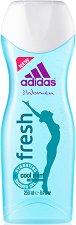 Adidas Women's Shower Gel - Fresh -