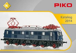 Каталог - Piko 2014 - За модели в мащаб N - продукт