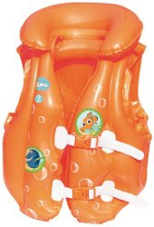 Детска спасителна жилетка - Немо - Аксесоар за плуване - продукт