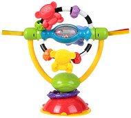 Дрънкалка за столче за хранене - Въртележка - играчка