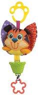 Тигър - Мека музикална играчка за детска количка или легло - детски аксесоар