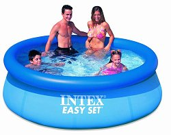 Надуваем басейн - Easy Set