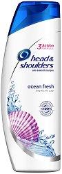 Head & Shoulders Ocean Fresh Shampoo - маска