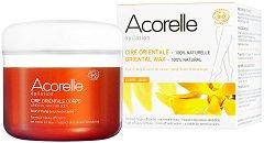 """Кола маска за тяло с иланг-иланг и тръстикова захар - От серията """"Acorelle Oriental Wax"""" - продукт"""
