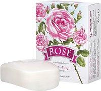 Крем сапун с розова вода -