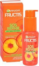Garnier Fructis Goodbye Damage Serum - Възстановяващ серум за увредена коса и цъфтящи краища -