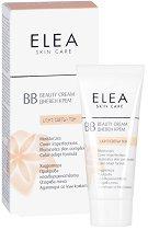 Elea Skin Care BB Cream - Хидратиращ BB крем за лице - спирала