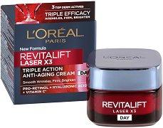 L'Oreal Revitalift Laser Renew Deep Anti-Ageing Care Day Cream -