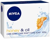 Nivea Honey & Oil Creme Soap - руж