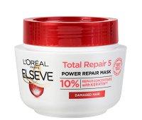 Elseve Total Repair 5 Intensive Repairing Mask - Възстановяваща маска за изтощена коса - дезодорант