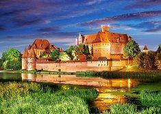 Замъкът Малборк, Полша - пъзел