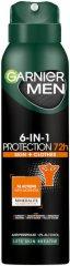 """Garnier Men Mineral Protection 6 - Дезодорант за мъже от серията """"Garnier Deo Mineral"""" - дезодорант"""