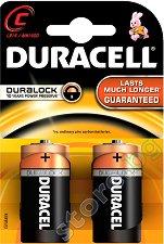 Батерия C - Алкална (LR14) - 2 броя - батерия
