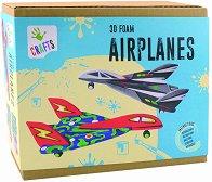 Направи сам - Самолети - Творчески комплект - играчка