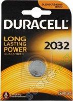Бутонна батерия DL2032 - Литиева 3V -