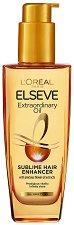 Elseve Extraordinary Oil Sublime Hair - Подхранващо олио за всеки тип коса - сапун