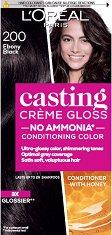 L'Oreal Casting Creme Gloss - Безамонячна боя за коса - мокри кърпички