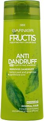 Garnier Fructis Anti-Dandruff 2 in 1 Shampoo - Шампоан 2 в 1 против пърхот за нормална коса - маска