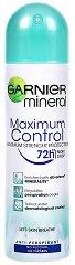 "Garnier Mineral Intensive 72h Maximum Control - Дезодорант от серията ""Garnier Deo Mineral"" - душ гел"