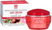 """Bodi Beauty Rooibos Star Intensive Hydrating Anti-Wrinkle Day Cream - Интензивен хидратиращ дневен крем против бръчки от серията """"Rooibos Star"""" -"""